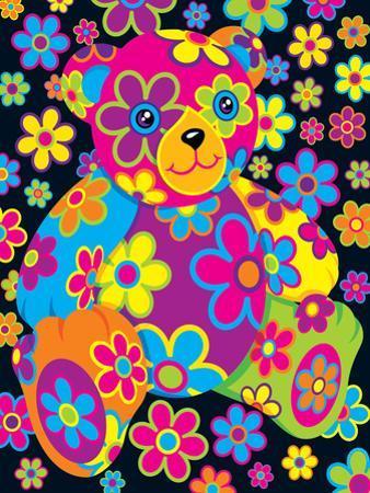 Blossom Bear by Lisa Frank