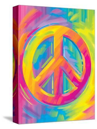 Brushstroke Peace