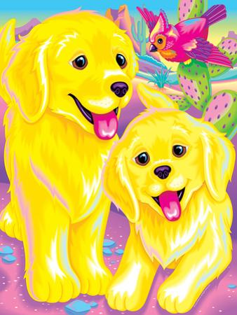 Casey and Caymus '99 by Lisa Frank