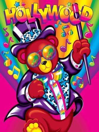 Hollywood Bear '92 by Lisa Frank