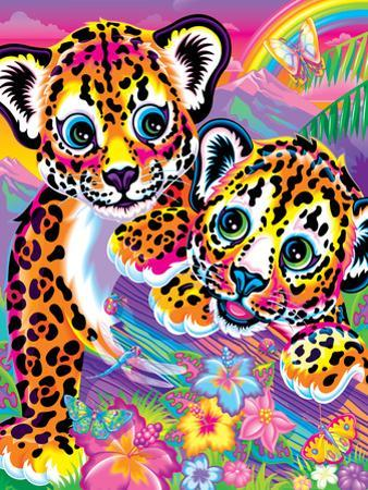 Hunter and Chipper by Lisa Frank