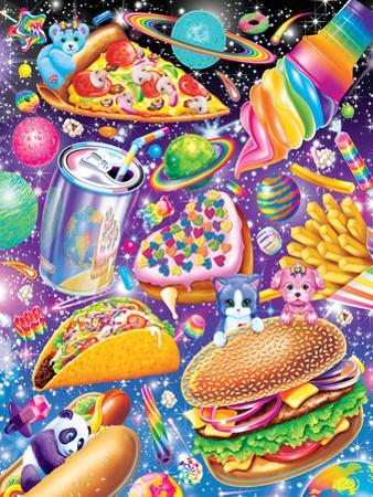Junk Food by Lisa Frank