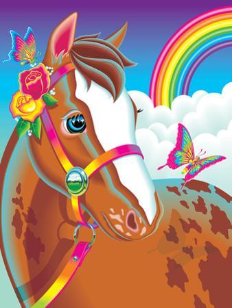 Rainbow Chaser '92 by Lisa Frank