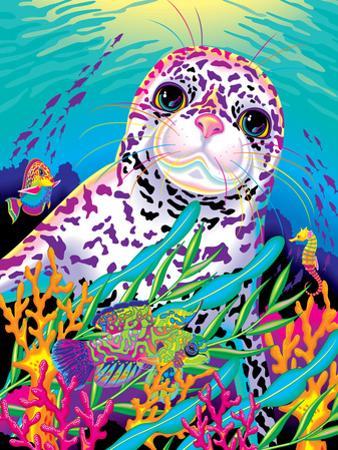 Rainbow Reef '94 by Lisa Frank