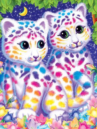 Sasha and Shanti by Lisa Frank