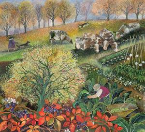 George's Allotment by Lisa Graa Jensen