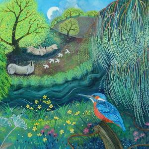 Kingfisher by Lisa Graa Jensen