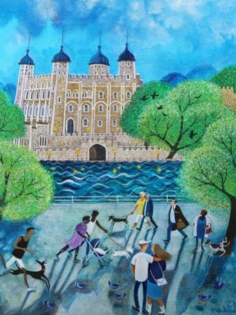Tower of London by Lisa Graa Jensen