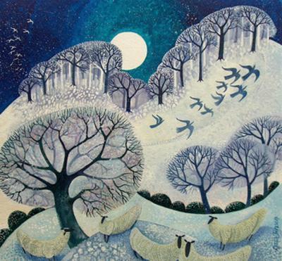 Winter Woolies by Lisa Graa Jensen