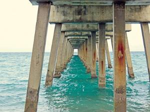 Juno Pier by Lisa Hill Saghini