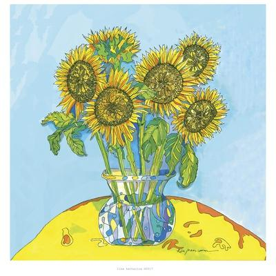 Sunflowers For Matisse
