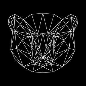 Bear Polygon by Lisa Kroll