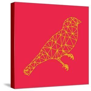 Bird Polygon by Lisa Kroll
