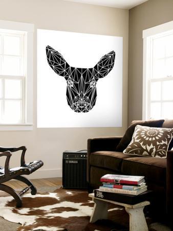 Black Baby Deer by Lisa Kroll