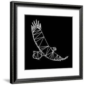 Black Eagle Polygon by Lisa Kroll
