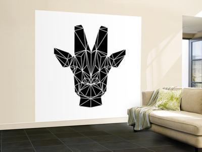 Black Giraffe by Lisa Kroll