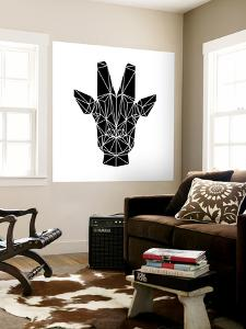 Black Giraffe by Lisa Kroll