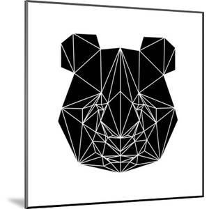 Black Panda by Lisa Kroll