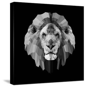 Lion Head by Lisa Kroll