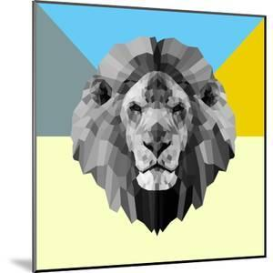 Party Lion by Lisa Kroll