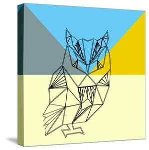 Party Owl by Lisa Kroll