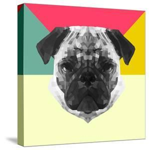 Party Pug by Lisa Kroll