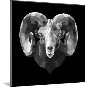 Ram Head by Lisa Kroll