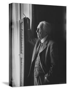 Architect Frank Lloyd Wright by Lisa Larsen