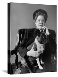 Housewife Bessie Bril, Member of the Brooklyn Grand Jury by Lisa Larsen