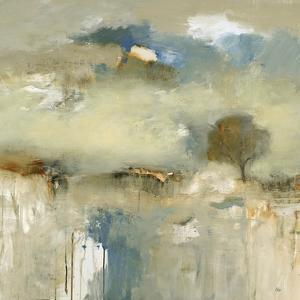 Abstracted Landscape III by Lisa Ridgers