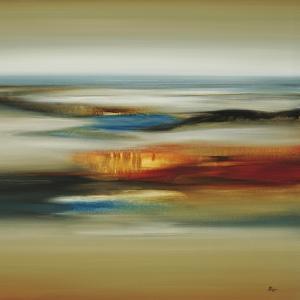 Calm Scape by Lisa Ridgers