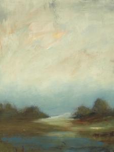 Contemporary Vista II by Lisa Ridgers