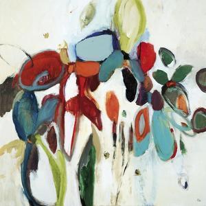 Floral Hints by Lisa Ridgers