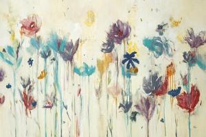 Floral Splash by Lisa Ridgers