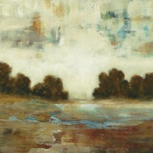 Layered Scape by Lisa Ridgers