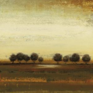 Rusted Treeline by Lisa Ridgers