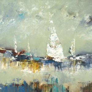Sailing Away by Lisa Ridgers