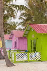 Beach Bungalow, Princess Cays, Eleuthera, Bahamas by Lisa S. Engelbrecht