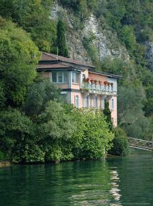 Lakeside Villa, Lake Lugano, Lugano, Switzerland by Lisa S. Engelbrecht