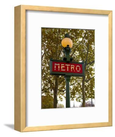 Metro, Paris, France