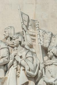 Monument of the Discoveries, Lisbon, Portugal, Europe by Lisa S. Engelbrecht