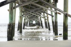 North Carolina, Wilmington, Oceanic Pier by Lisa S. Engelbrecht