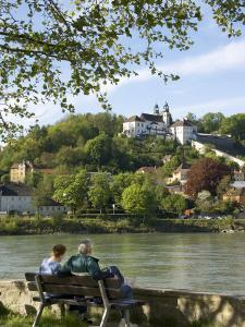 Passau, Bavaria, Germany by Lisa S. Engelbrecht
