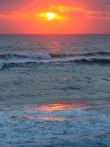 Sunrise, Silver Sands, Canaveral National Seashore, Florida by Lisa S^ Engelbrecht