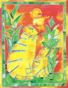 Tigers by Lisa V. Keaney