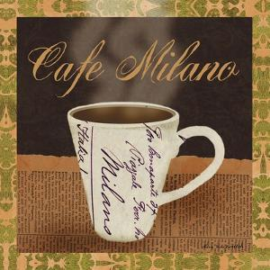 Cafe Milano by Lisa Ven Vertloh