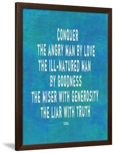 Conquer The Angry Man by Lisa Weedn