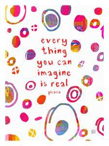 Everything you can imagine by Lisa Weedn