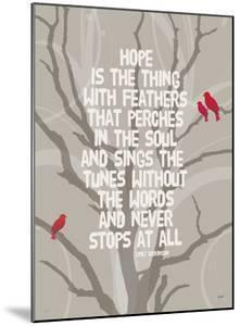 Hope Is The Thing by Lisa Weedn