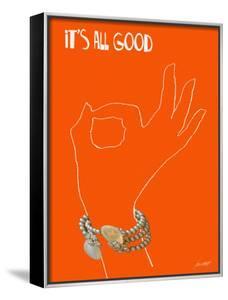 It's All Good - A Pretty A-Ok by Lisa Weedn